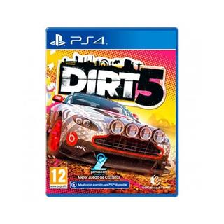 Juego Sony Ps4 Dirt 5