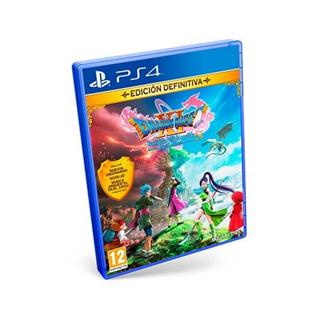 Juego Sony Ps4 Dragon Quest Xi S Ecos Pasado E.  . . .