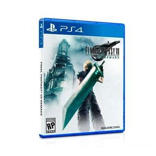 Juego Sony Ps4 Final Fantasy Vii Remake