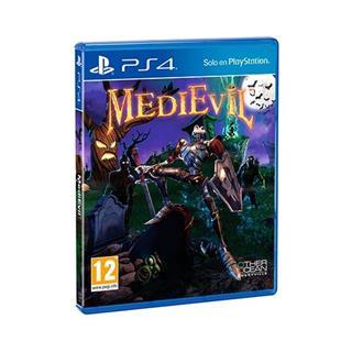 Juego Sony Ps4 Medievil
