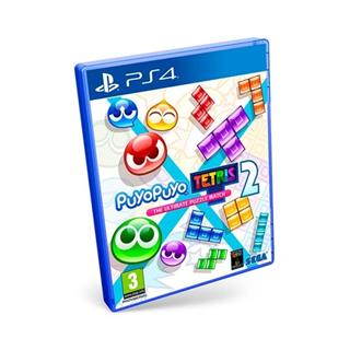 Juego Sony Ps4 Puyo Puyo Tetris 2