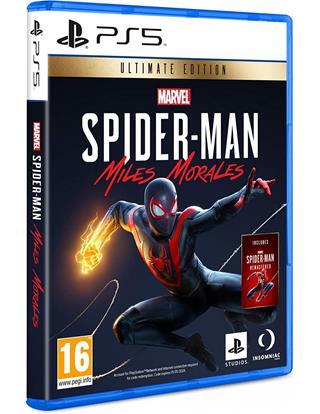 Juego Sony Videojuego Para Ps5  Marvel Spider- Man . . .