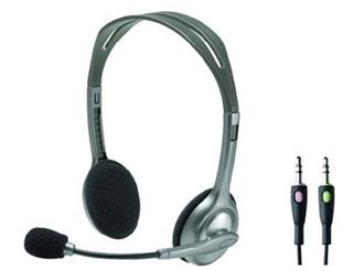 Auriculares Con Micro Logitech Stereo H110