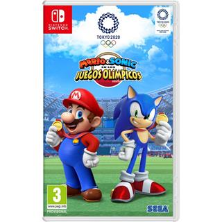 Mario & Sonic En Los Juegos Olímpicos Tokyo 2020 . . .