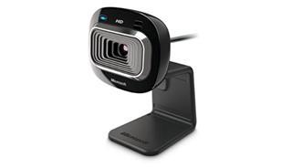 Microsoft Webcam Lifecam Hd- 3000 720P    True . . .