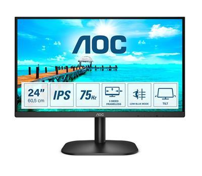 Monitor Led 24 Aoc 23. 8´´ Full Hd . . .