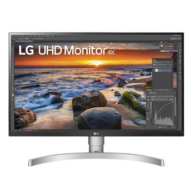 Monitor Lg 27Un83a- W 27´´ Led Ultrahd 4K Ips Hdr . . .