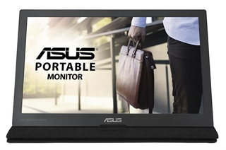 Monitor Led 15. 6´´ Asus Portatil Mb169c+  Ips Fhd . . .