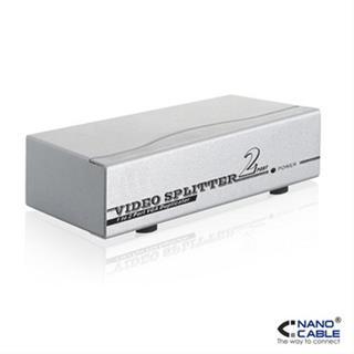 Nanocable Vga Duplicador (Splitter) Para 2 . . .