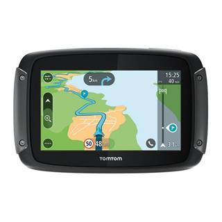 Fotos Navegador GPS TomTom Rider 500 Europa 45 Paises 4,3