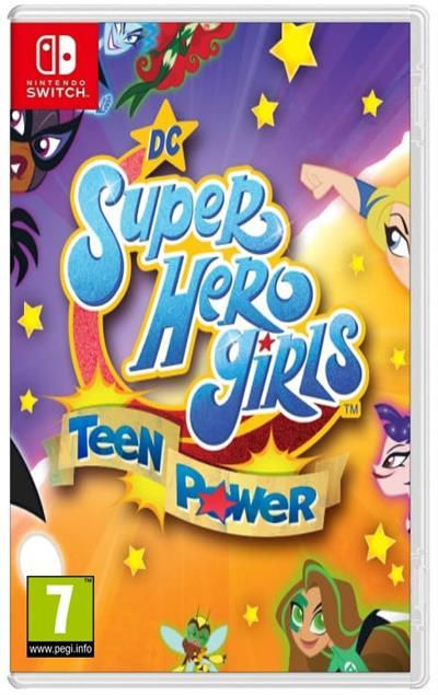 Nintendo Dc Super Hero Girls: Teen Power