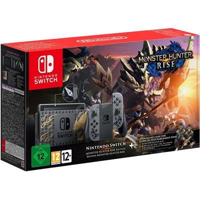 Nintendo Switch Monster Hunter . . .