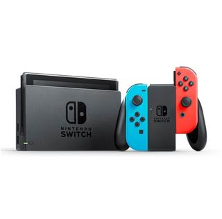 Nintendo Switch Roja/ Azul Neon