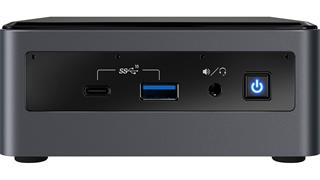 Intel Nuc Bxnuc10i3fnh2 Mini Pc . . .