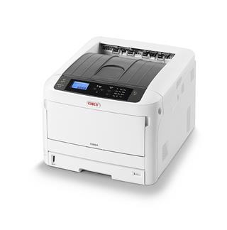 Oki Impresora Color C834nw- Euro