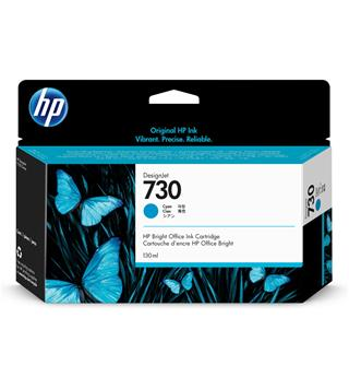 Fotos HP INC HP Ink/730 130ml CY