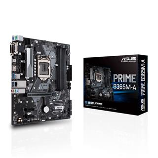 Placa Base Asus Prime B365m- A S- 1151 Gen8- 9 Gen9