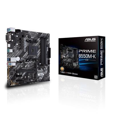 Placa Asus Prime B550m- K Am4