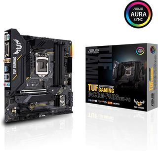 Placa Base Asus Tuf B460m- Plus . . .