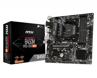 Fotos Placa base MSI B450M PRO-VDH Max AM4 DDR4