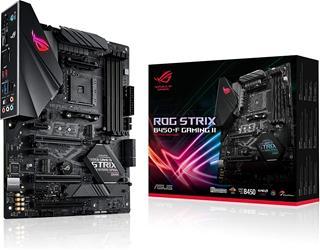 Placa Base Asus Rog Strix B450- F Gaming Ii Am4