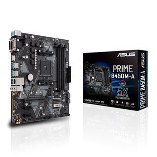 Placa Base Asus Prime B450m- A Ii Am4