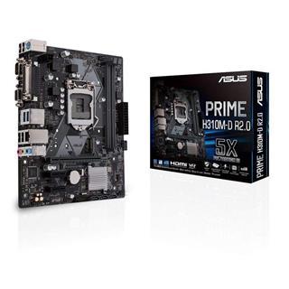 Placa Base Asus Prime H310m- D R2. 0 Lga1151 H310  . . .