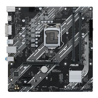 Placa I3/ I5/ I7 Asus H410m- K Prime R2. 0 Ddr4 . . .