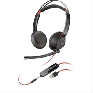Fotos Auriculares Plantronics Blackwire C5220 con cable con micrófono USB desprecintado