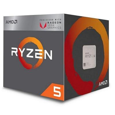 Procesador Amd Ryzen 5 3400G . . .