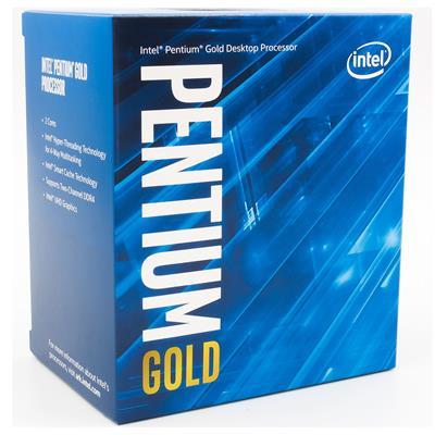 Fotos Procesador Intel  CPU/Pentium G6400 4.00GHZ  LGA1200 Box  GEN10