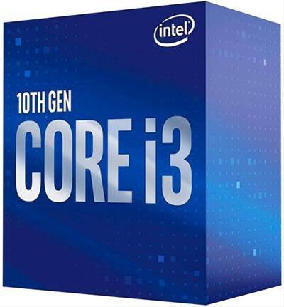 Procesador Intel Core I3- 10105 . . .