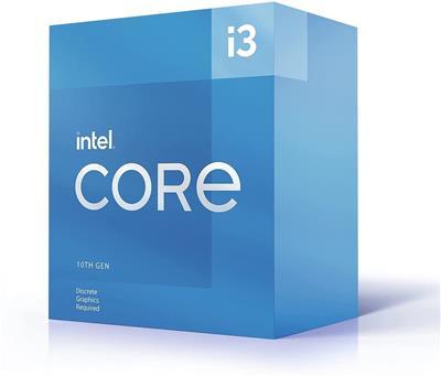 Procesador Intel Core I3- 10105F . . .