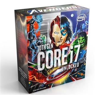 Procesador Intel Core I7- 10700K 3. 8Ghz Avengers . . .