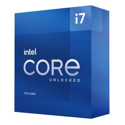 Procesador Intel Core I7- 11700F . . .