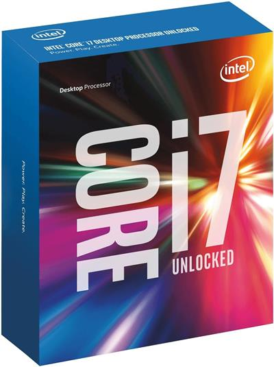Procesador Intel Core I7- 6800K . . .
