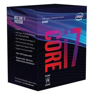 Procesador Intel Core I7- 8700K . . .