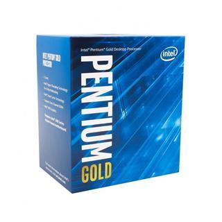 Procesador Intel Pentium Gold G6500 4. 10Ghz . . .