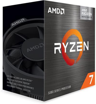 Processador Amd Ryzen 7 5700G Am4