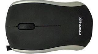 Ratón Primux M305 Usb Negro 3D . . .