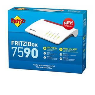 Router Avm Modem Centralita Fritz! Box 7590 Outlet