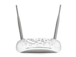 Router Tp- Link N300 Adsl2+  . . .