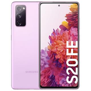 Samsung Galaxy S20 Fe 6Gb 128Gb 6. 5´´ Lavanda Eu