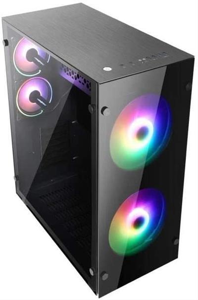 Caja De Torre Abkoncore Ramsses 850 Sync Argb . . .