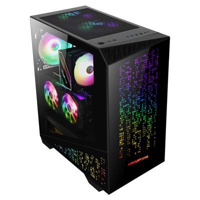 Semitorre Abkoncore Tengri 750G V2 Gaming Cristal . . .