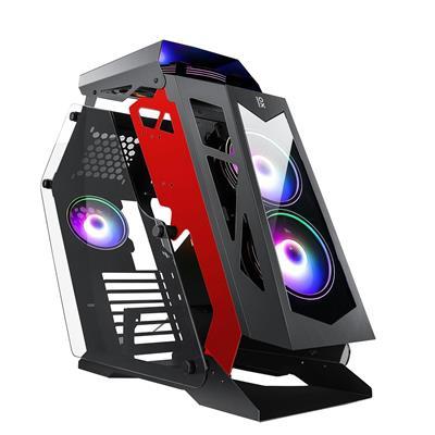 Fotos Semitorre gaming Primux IOX PT-G950 RGB cristal templado