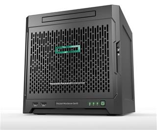 Fotos Servidor HP ProLiant MicroServer Gen10 AMD Opteron X3216 1.6 GHz 8GB RAM DDR4 sin HDD