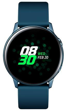 Reloj  Samsung Sm- R500nzgaphe Galaxy Watch Activ . . .