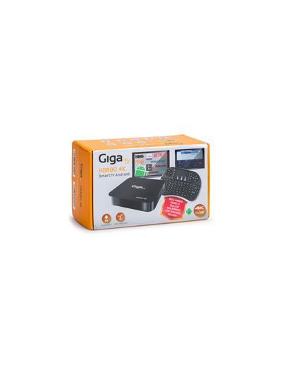 Smart Tv Android Giga Hd890 Uhd 4K . . .