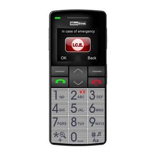 Smartphone Maxcom Comfor Phone 2G De 1. 8´´ Black   . . .